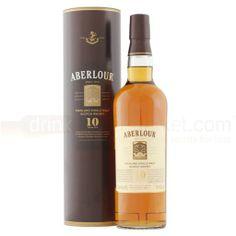 Aberlour 10 year old - Speyside Single Malt Scotch Whisky 40%