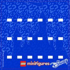 LEGO Minifigures 71012 - Series Speciale Disney - Display Frame Background 230mm - Clicca sull'immagine per scaricarla gratuitamente!