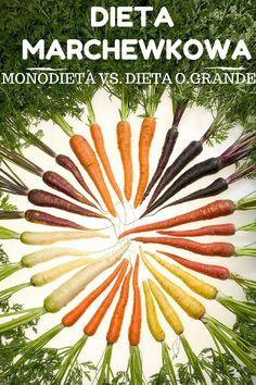 Dieta marchewkowa: kuracja ojca Grande vs. monodieta