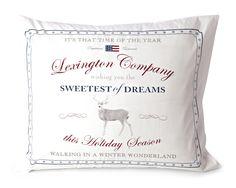 Lexington Kopfkissen Holiday Printed 50 x 60 cm