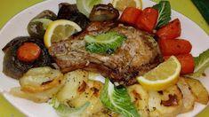 Μπριζόλες στον φούρνο με λαχανικά !!! ~ ΜΑΓΕΙΡΙΚΗ ΚΑΙ ΣΥΝΤΑΓΕΣ 2 Recipe For Success, Pleasing Everyone, Pot Roast, Easy Meals, Pork, Meat, Chicken, Cooking, Ethnic Recipes