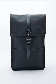 Rains - Sac à dos style besace noir - Urban Outfitters