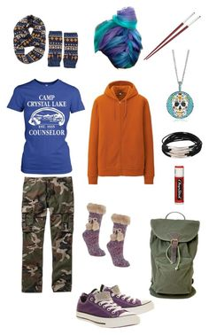 Clementine Kruczynski by hellofacey on Polyvore featuring polyvore fashion style John Lewis Converse United by Blue Bee Charming Azhar Muk Luks Uniqlo Old Navy Christofle Crazy Dog Chapstick clothing