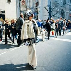 Style steet easter in nyc