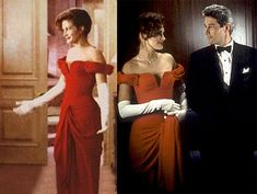 """""""In case I forget to tell you later, I had a really good time tonight.""""  Pretty Woman"""