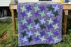 easy beginner quilt pattern