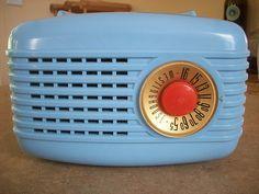 Westinghouse 501 Radio  (1948 to 1950)