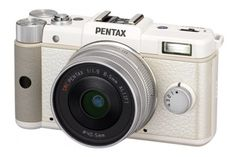 A cute camera for casual shooting. Not sure if I'd want this or not, but it looks like a little jewel.