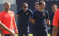 Luis Enrique se queda sin centrales para el Barça - Betis - http://www.vistoenlosperiodicos.com/luis-enrique-se-queda-sin-centrales-para-el-barca-betis/