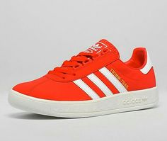 the best attitude 91566 3d410 ADIDAS TRIMM TRAB - RELEASED AS A FITNESS SHOE, LIVERPOOL FANS ON THEIR  EUROPEAN JAUNTS BROUGHT THE TRIMM TRAB BACK TO THE UK AND MADE IT A TERRACE  CLASSIC