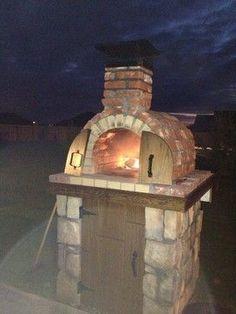 10 Outdoor Pizza Oven Design Ideas | Patio Design #foods