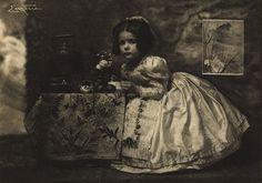 Brigitta, 1910, by Frank Eugene