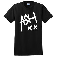 Standard fit Fits true to size oz. cotton rib knit collar and shoulder-to-shoulder taping Double-needle hem Imported Machine wash cold 5sos Shirt, T Shirt, Australian Boys, Band Merch, Summer Tshirts, 5 Seconds Of Summer, Ashton Irwin, Shoulder Taping, Fan Girl