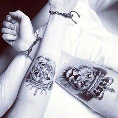 lioness tattoo - Google Search