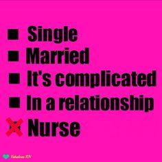 Nurse humor. Nurse problems. Nursing humor.