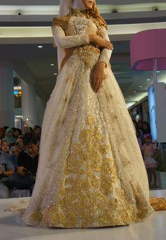 Top Wedding Muslim Weddingidea Hijab With Traditional Dresses