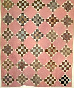 77 Best Pink Amp Brown Quilts Images Quilts Pink Quilts
