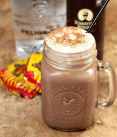 Mexican Hot Chocolate with Tequila and Cayenne Pepper — Creative Culinary :: Food & Cocktail Recipes - A Denver, Colorado Food & Cocktail Blog