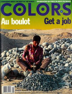 Mag N° 17 - Get a Job / Au boulot (Eng/Fr)