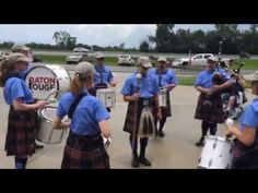Baton Rouge Pipe And Drum Corps