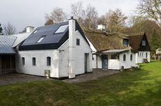 Contrasting Small Studio in Denmark by Svendborg Architects
