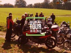 Motorrad Abschluss Tour Aschaffenburg fur Teilnehmer von Fahrsicherheitstraining