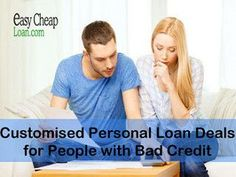 Personal loans for people with bad credit are the best financial  when som