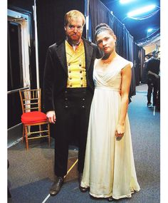 Russian smiles with Phillipa Soo - A Day With Natasha, Pierre and the Great Comet of 1812 star David Abeles