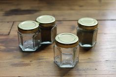 Empty Magnetic Spice Jar