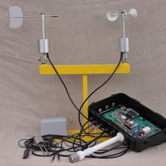 In my continuing efforts to control my island's weather I have rebuilt my GPRS weather station with upgraded 'industry standard' calibrated wind sensors and made...