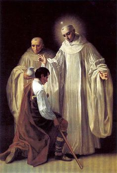 """Saint of the Day – 20 August – St Bernard of Clairvaux – Abbot Confessor Doctor of the Church – """"Doctor Mellifluus"""" and the Last Father of the Church Catholic Art, Catholic Saints, Catholic Orders, Rule Of St Benedict, Saint Robert, St Pio Of Pietrelcina, Canon Law, San Rafael, Early Middle Ages"""