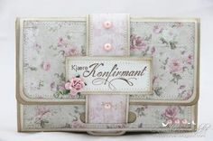 gift card enevelope Cards by Camilla: DT Maja Design paper , Rmantic, Vintage Summer Basics. Mini Albums, Stampin Up, Scrapbook Box, Camilla, Shabby Chic Cards, Step Cards, Shaped Cards, Card Making Techniques, Cool Cards