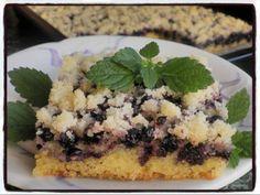 BABIČČIN BORůVKOVÝ KOLÁČ Muffin, Breakfast, Food, Kuchen, Morning Coffee, Essen, Muffins, Meals, Cupcakes