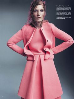 Vogue Germany October 2013 Model: Valerija Kelava