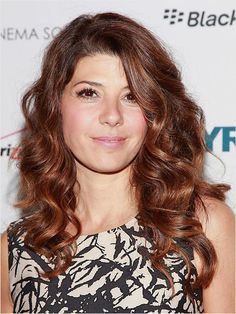 matt smith hairstyle : Marisa Tomei on Pinterest Actresses, Side Swept Curls and Hugh Grant