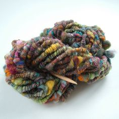 Handspun, wrap and roll | Renata Holková | Flickr