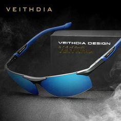 d2c1f1712dd Sunglasses. VEITHDIA Polarized Sunglasses Men New Arrival Brand Designer  Sun Glasses With Original Box gafas oculos de sol masculino 6589