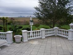 BALUSTER PROJECT by Garden Creations