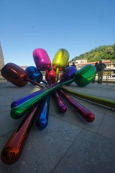 Guggenheim Museum, Bilbao - Spain