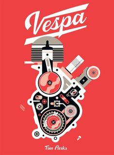 """Vespa"" - The New Yorker"