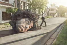 Manipulation photographique par Martín De Pasquale : Directeur artistique basé à Buenos Aires et artiste numérique Martín De Pasquale est qualifié par certains de « magicien de Photoshop » et non sans raison !