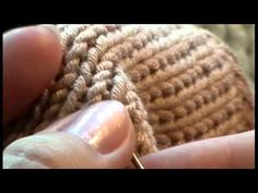 1 Трикотажные швы Вязание без швов Выбор иглы Knit stitches for seamless knitting. #knitting - YouTube