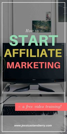 Affiliate marketing is simple but can be a little confusing so today Im going to show you how to get started with affiliate marketing so you can have a chunk of income that you can count on. #affiliatemarketing #business #businesstips #onlinebusiness