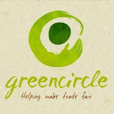 Logo Design Peterborough Example: Greencircle Stamford    freethinkingdesign.co.uk