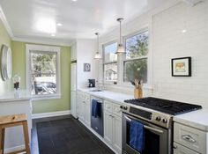 Long Beach, CA - Bungalow kitchen remodel
