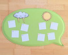 """681 Likes, 34 Comments - Grundschullehrerin mit Herz 💕 (@materialwiese) on Instagram: """"Für den Klassenrat habe ich mir diese süße Pinnwand gekauft, die ich im Klassenzimmer aufhängen…"""""""