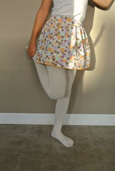 Pantyhose Fashion, Young Girl Fashion, White Tights, Boys, Skirts, How To Wear, Collection, Ideas, Dresses