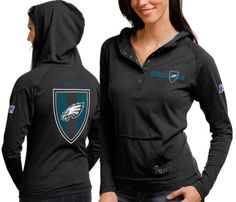 Women's Indianapolis Colts Gray Jersey Raglan Pullover Hoodie