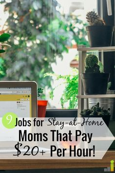 The best jobs for stay-at-home moms let you make good money with little experience. Here are 9 legit high-paying work-from-home jobs that offer flexibility. Checkout The Best Jobs in Los Angeles Area. Ways To Earn Money, Earn Money From Home, Way To Make Money, How To Make, Money Tips, Stay At Home Mom, Work From Home Moms, Work From Home Opportunities, Business Opportunities