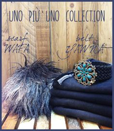 Fall in Black, Fall in love with Uno più Uno!! <3